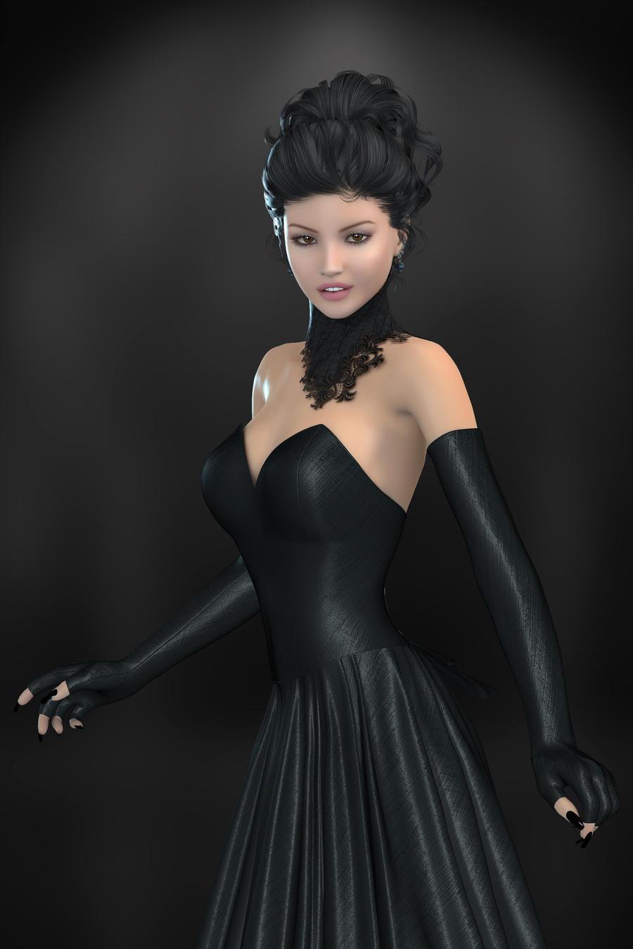 Black Beauty by RGUS