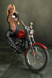 Ride 'Em High by RGUS