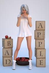 Bad Apple by RGUS