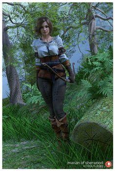 Marian of Sherwood