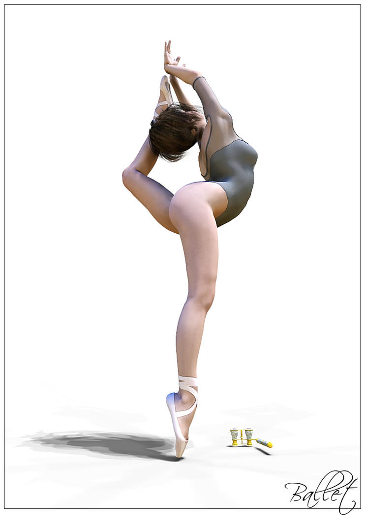 Ballet Again by RGUS