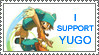 Yugo Stamp by blood8