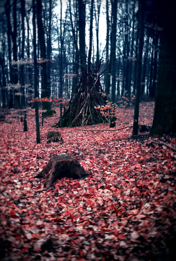 i min skog by Kellerfee