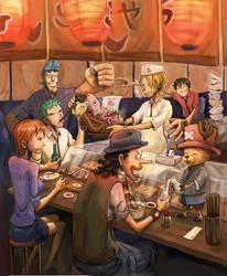 One Piece by FeiGiap