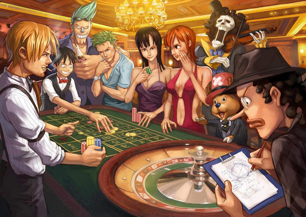 One Piece de Casino