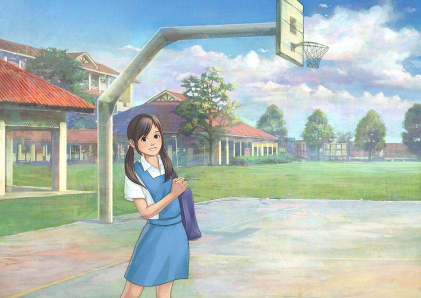 School Day by FeiGiap