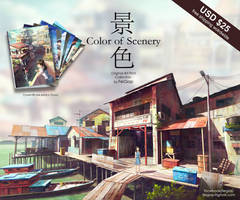 Color of Scenery ArtPrint Collection