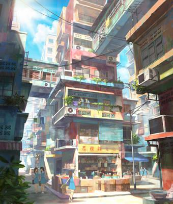 Sundry Shop by FeiGiap