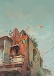 Balloon by FeiGiap