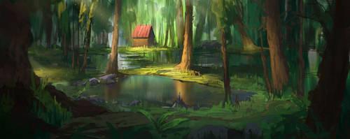 forest 5 by Gydw1n