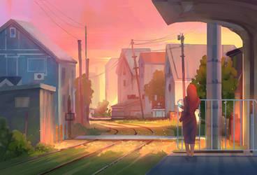 Station by Gydw1n