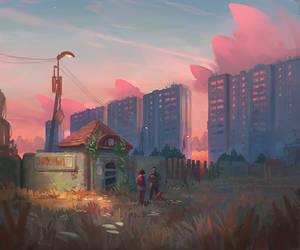 End by Gydw1n