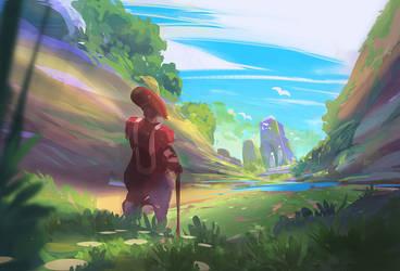 Travel by Gydw1n
