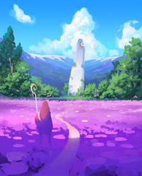 Violet by Gydw1n