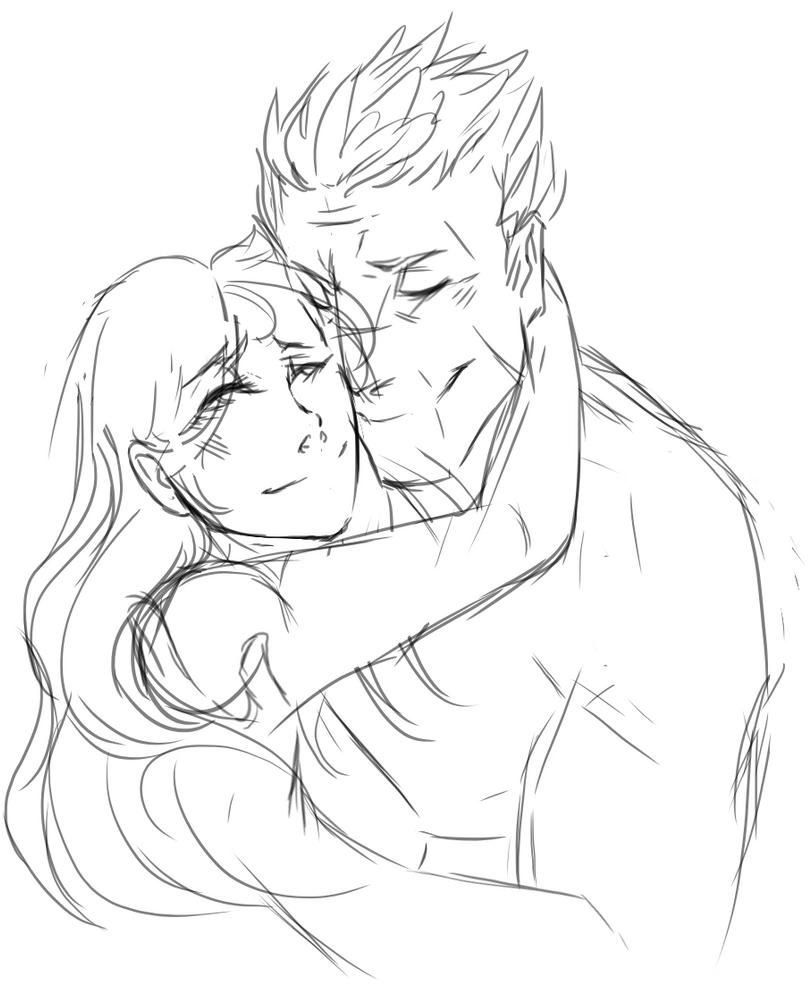 Hugs All Around by DarkOverlord13