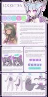 Lockette - Rarity guide by kawaii-antagonist