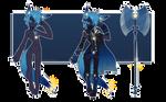 Lockette custom: Lunathyst