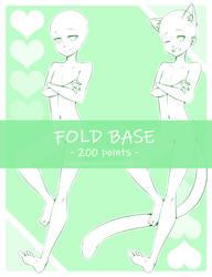 FOLD BASE | P2U by Chixerii