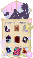 Lockette   Fairy Tale advent   OPEN by kawaii-antagonist