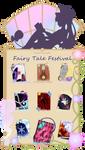 Lockette   Fairy Tale advent   OPEN
