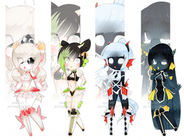Magical Aces   Dextroluma   CLOSED by kawaii-antagonist