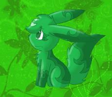 Green: Chrissie by TwilightTheEevee