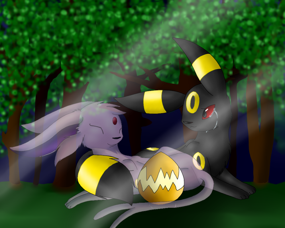 The Eevee Colonies: Mates Page!