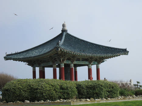 Korean Bell of Friendship, San Pedro
