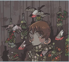 Bird master by Ghizu