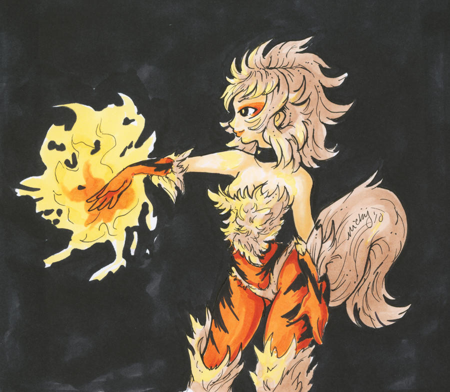 Arcanine by nickyflamingo on deviantart - Arcanine pics ...