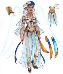 Sailor Marmaroth by nickyflamingo