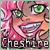 Senshi Badge Sailor Cheshire by nickyflamingo
