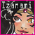Senshi Badge Sailor Izanami by nickyflamingo