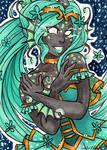 ACEO Queen Iola