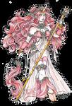 Unicorn Custom Flower Queen