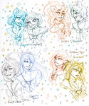 Crystal Animamates Friends Part 1