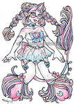 Custom Magical Girl Mini Unicorn for StefBani