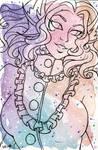 Galaxy Portrait Kenisha
