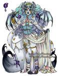 Sinister Siren Kamitsune OPEN by nickyflamingo