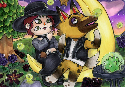 AC ACEO Kujjles and Kyle
