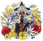 In Bloom Brisa Aarush Tempest by nickyflamingo