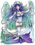 Lunar Mermaid Unicorn CLOSED by nickyflamingo