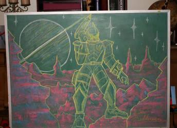 Chalk Ranger by BenRR