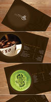 laelat alkaif cafe - menu by o9-design