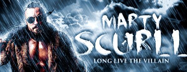 PDG SOTW #29: Marty Scurll Signature