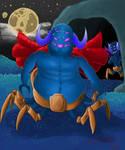 The Jumins - Monster #23 by SailorSealGarri