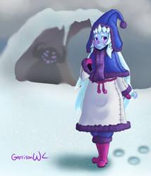 New Burr Outfit by SailorSealGarri