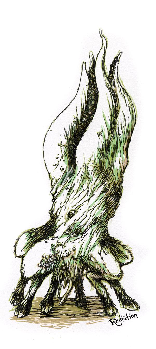 Delta green Dark_Young_of_Shub_Niggurath_by_ericradiation