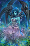 Ghost Bride Morgana by FalseDelusion