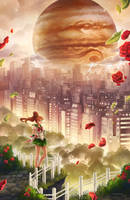 Sailor Jupiter by FalseDelusion